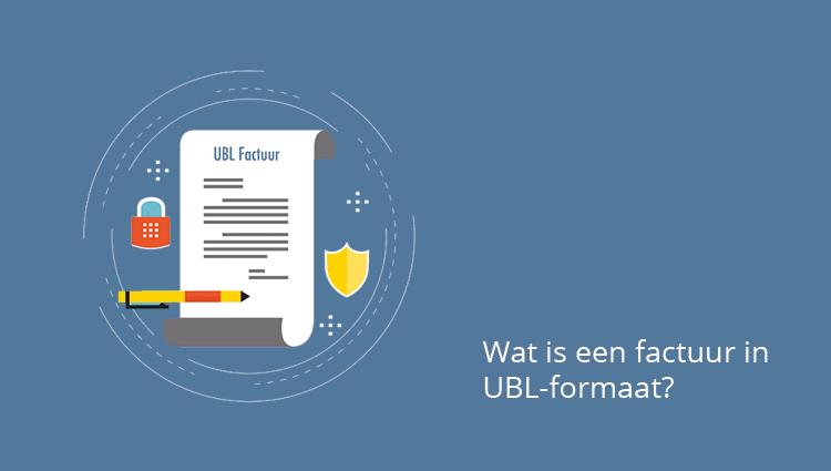 Wat is een UBL factuur?