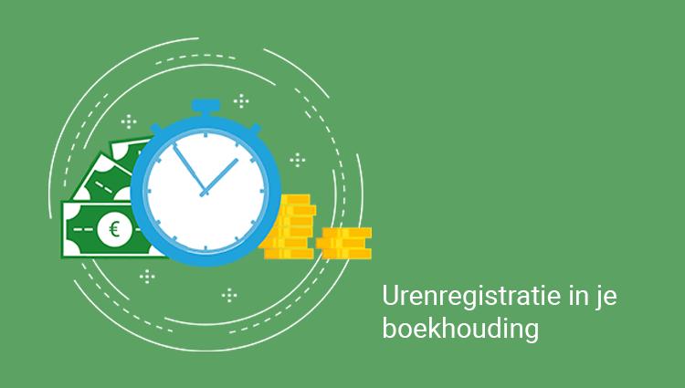 Urenregistratie in je boekhouding