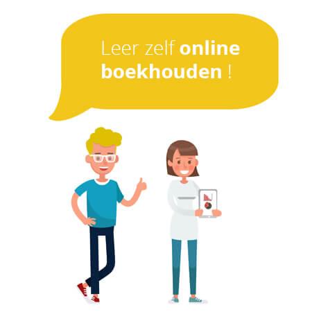 Leer zelf online boekhouden!